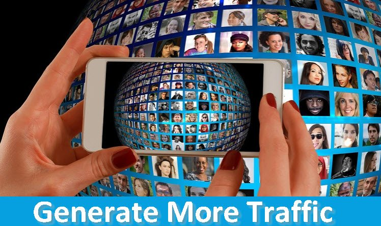 How to Generate MORE Traffic to your Books