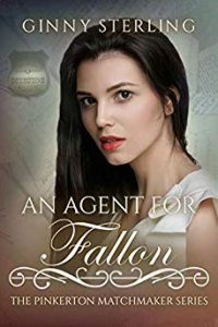 An Agent for Fallon (The Pinkerton Matchmaker Book 60)