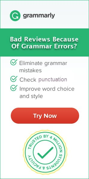Improve your grammar, improve your punctuation, improve your English writing skills