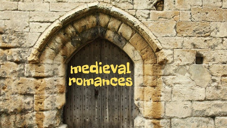 Medieval Romances span 10 centuries of European history -- there is a LOT of really great reading and a lot of territory covered in these popular romance novels.